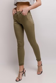 SIMPLY CHIC skinny pants