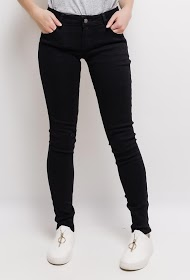 SIMPLY CHIC low waist skinny pants