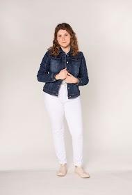 SIMPLY CHIC veste en jean