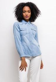 SOFTY hemd und jeans brodee strass