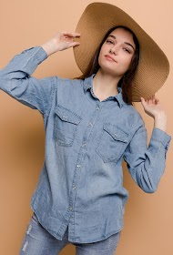 SOFTY tencel shirt