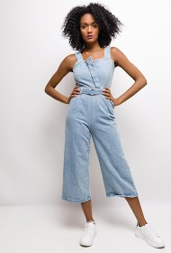SOFTY strapless jumpsuit