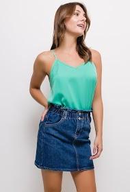 SOFTY denim skirt