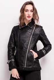 SOFTY aviator coat
