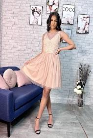 SOKY & SOKA robe romantique