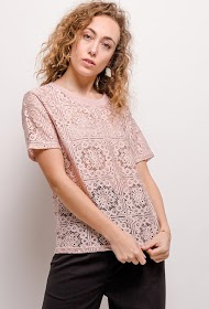 SOPHYLINE lace blouse