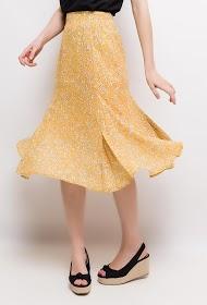 SOPHYLINE flowery skirt