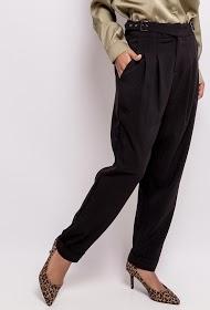 SOPHYLINE pants with belt