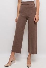 SOPHYLINE pantalon en maille