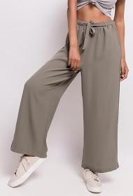 SOPHYLINE wide fluid pants