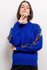 SOPHYLINE sweater with sequins