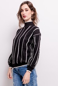 SOPHYLINE striped sweater
