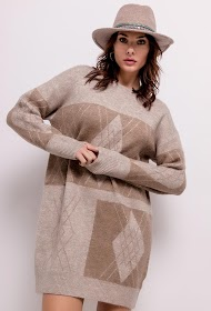 SOPHYLINE knitted dress