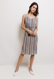SOPHYLINE striped dress