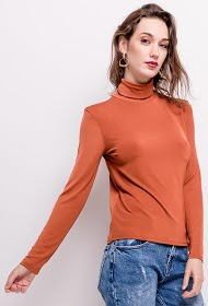 SOPHYLINE turtleneck t-shirt