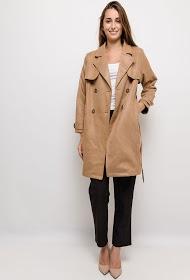 SOPHYLINE trench-coat élégant