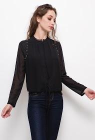SOVOGUE female blouse