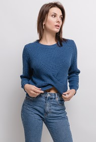 SOVOGUE knitted sweater
