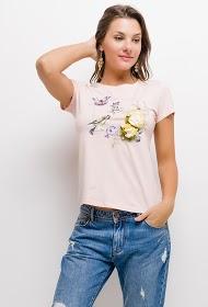 SOVOGUE t-shirt nur für sie