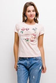 SOVOGUE t-shirt liebe dich