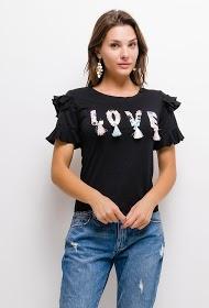 SOVOGUE t-shirt love