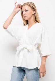 STYLE&CO blouse kimono