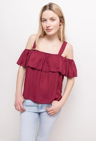 STYLE&CO off-the-shoulder top