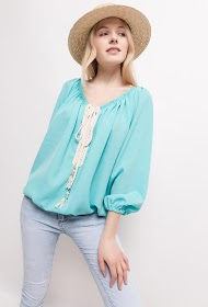STYLE&CO blouse ample