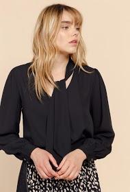 SWEEWË blouse collar lavalier