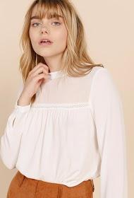 SWEEWË blouse femme fantaisie