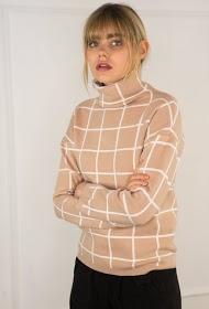 SWEEWË high collar sweater