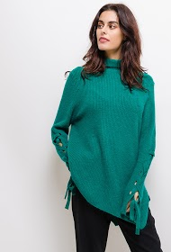 SWEEWË turtleneck sweater