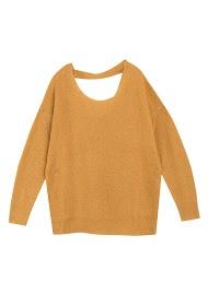 SWEEWë loose fit sweater