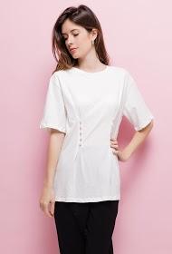 SWEEWË t-shirt en coton