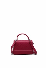 TOM & EVA mini handbag with quilted effect flap-19g-2760