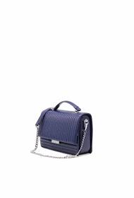 TOM & EVA mini quilted handbag sold with a shoulder strap-18f-2119