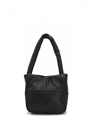 TOM & EVA crocodile effect handbag