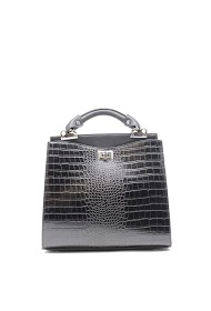 TOM & EVA snake effect handbag-18f-2328a
