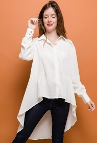 UNIGIRL asymmetrical shirt