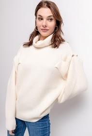 UNIGIRL turtleneck sweater