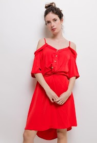 UNIGIRL buttoned dress