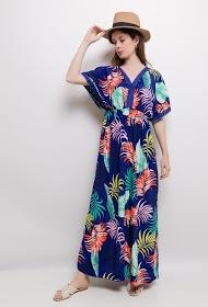 UNIGIRL tropical long dress