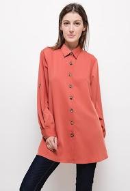 UNIGIRL bishop shirt sleeveless tunic