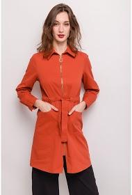 UNIGIRL jas of jurk met rits