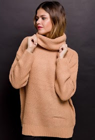 UNIKA turtleneck sweater