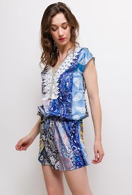 UNIKA printed dress