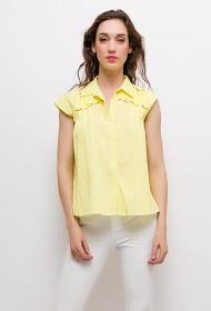 UNIKA blouse with lace