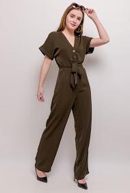 VAN DER ROCK buttoned jumpsuit