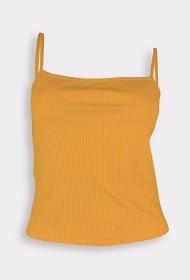 VAN DER ROCK cotton blend tank top