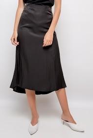 VAN DER ROCK asymmetrical skirt